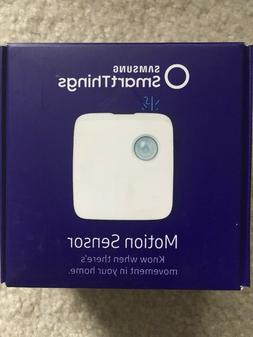 Samsung SmartThings Motion Sensor Wireless Security Alarm Co
