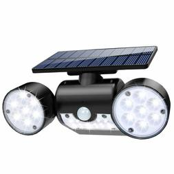 Solar Lights Outdoor, 30 LED Solar Security Lights with Moti