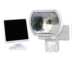 Solar Motion Sensor Light Wht