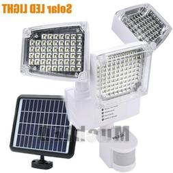 Solar Security Detector Light 2500LM Exterior Solar Motion S