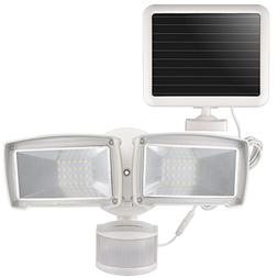 LEPOWER Solar LED Security Light, 950LM Outdoor Motion Senso