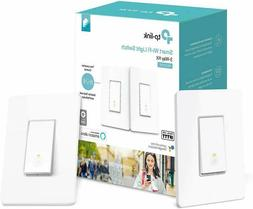 TP-Link Smart WiFi 3way Light Switch - 2 Pack