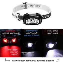 Value-Home-Tools - 3 Mode Portable LED Headlamp Outdoor Fish