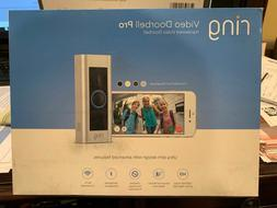 brand new! Ring Video Doorbell Pro WiFi 1080P HD Camera.FACT