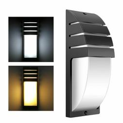Wall Light Lamp Waterproof Solar Motion Sensor Garden Power