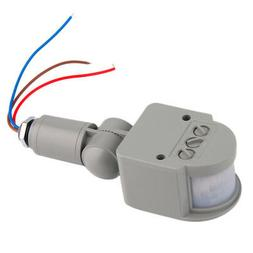 Outdoor AC110V~240V LED Light Intelligent Switch Infrared Bo