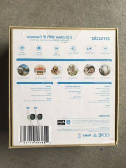 WiFi Outdoor Home Security System Video Cameras Motion Senso