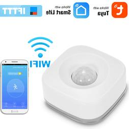 WIFI PIR Motion Sensor Wireless Infrared Detector APP Contro