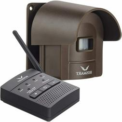 Wireless Driveway Alarm Alert System 14 Mile Security Motion
