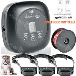 Home Security System Wireless Driveway Alarm Motion Sensor D