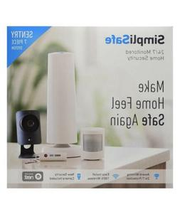 Simplisafe Wireless Home Sentry 7 Piece Security System with
