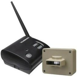 Wireless Motion Alert System in black by Chamberlain