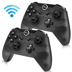 Sunjoyco Wireless Remote Controller Compatible with Nintendo