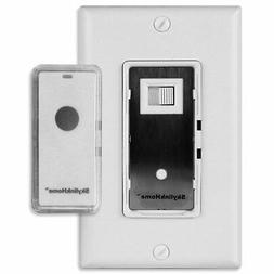 SkylinkHome WR-318 Lighting Receiver In-Wall Dimmer Switch w