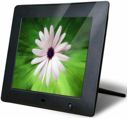 NIX X08C Hu-Motion: 8 Inch Digital Picture Frame with Motion